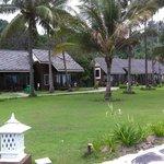 Resort Huts
