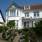 The Rathgowry Guesthouse. Falmouth Cornwall