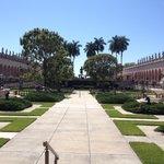 Jardim museu de arte