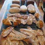 Wonderful bread to take home