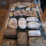 More bread from a lovely class for students to take home