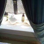 Balcon chambre à coucher
