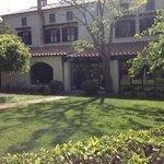 Il Granaio dei Casabella - dal lato giardino