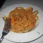 Kids Seafood Pasta