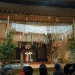 高千穂神社夜神楽