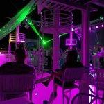 Beach Bar at Night open til 3am