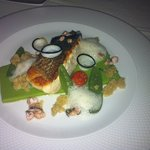Mouth watering fresh fish