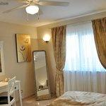 Presidental suite bedroom
