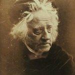 Sir John Herschel by Julia Margaret Cameron