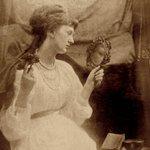 May Prinsep by Julia Margaret Cameron