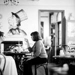 The Tea Room at Dimbola
