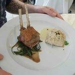 Piatto di carne e pesce - Pranzo Pasquale!!!!