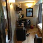 Petit couloir de la chambre