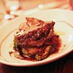 Oriental Seared Steak with Roasted Vegetables