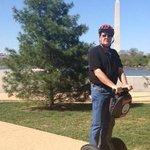 Segway monuments tour