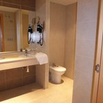 Baño habitación 204
