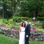 Late summer elopement