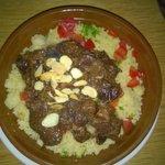de overheerlijke couscous