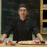 Chef & Owner Hideki Aoyama