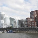 Düsseldorf's unique architecture