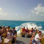 Navegando pelo Caribe