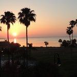 Sunrise on Tampa Bay