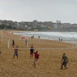 Manly Beach April 16, 2014