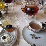 tea and clotted cream!!!