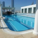 Pool at the rooftop