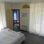 Chambre double séjour