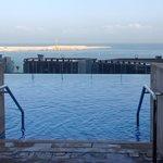 Pool at Sofitel JBR