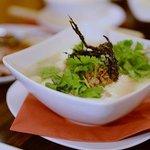 Hausgemachte frische Tofukäse Pekingart