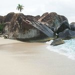 virgin gorda, little dix bay, isole vergini britanniche, bvi, the bath