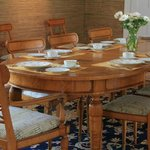 Enjoy breakfast in our formal dining room
