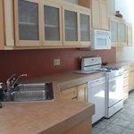 Suite 8 - Kitchen