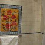 Bathroom Shower area