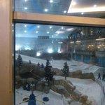Горнолыжный центр в отеле - кстати, есть номера с видом на склоны и даже шале ))