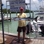 Barracuda with a couple from Minnesota