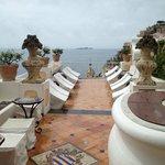 Un'altra terrazza per aperitivo