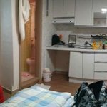 Double room at seoulwise