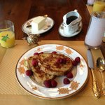 French Toast - Second Coarse