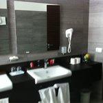 Il bagno della 208