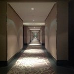 ask for a room closer to the elevator lobby unless you really enjoy walking