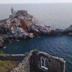 San Pietro dalla base del castello Doria