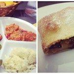 pranzo a la carte (sweet)