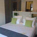 La chambre cosy et très jolie
