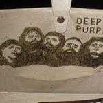 тот самый Deep Purple  с сумки 70х