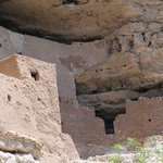 Family homes built into a cliff face almost 950 years ago