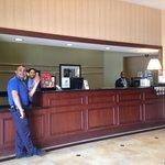 Hotel Reservation Desk