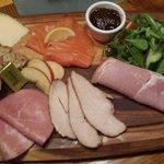 taste of cork English market cold platter